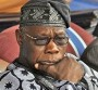 Obasanjo angry with state governors