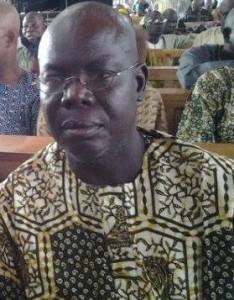 *Dimeji Kayode-Adedeji...NUJ Ex-Zonal Secretary