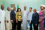 We're determined to move Nigeria forward speedily, says Buhari