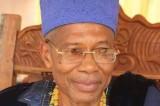 Olota, Oba Oyede, dies at 72