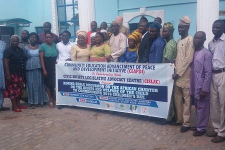 Stakeholders harp on child's welfare in Ogun