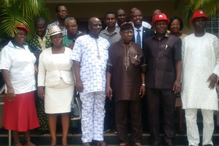 Aggrieved workers enlist Obasanjo against South West governors