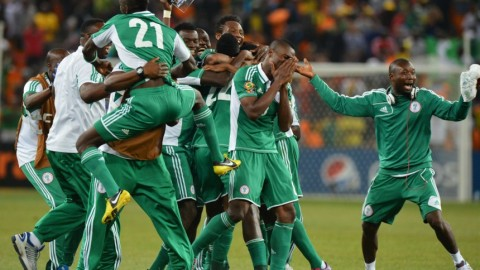 2018 World Cup qualifier: Nigeria draws Cameroon, Zambia, Algeria