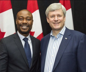 2019: Canada's ex-ruling party seeks Nigerian man's help to return to power