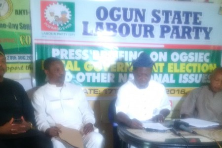 Court rules on LP suit over council polls in Ogun Sept 30