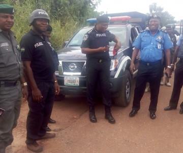 Police uncover fraudsters, ritualists' den in Ogun