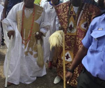 Alake seeks peaceful ties between Egba, Ibadan people