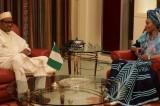 Buhari congratulates Kuforiji-Olubi at 80