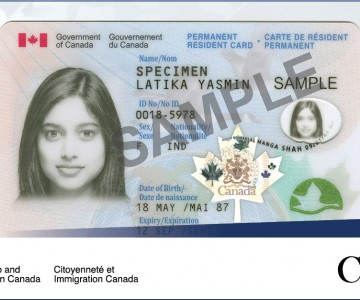 Government enforces use of PR card, passport to enter Canada
