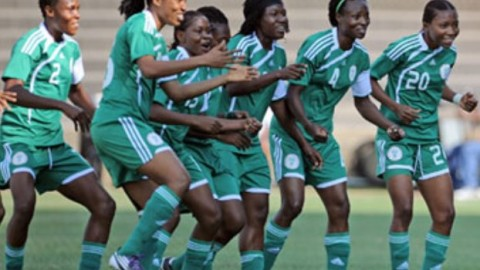Saraki charges Super Falcons to win African Cup