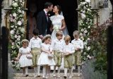 Duchess of Cambridge's sister, Pipa, shines with wedding gown