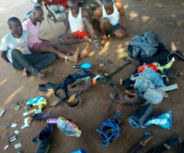 Police nab four cattle thieves, truck hijackers in Ogun