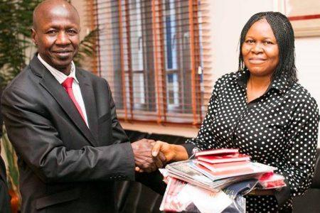 EFCC hails Okei-Odumakin, WACI team stand against corruption
