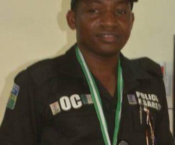 Ogun police anti-robbery leader orders policemen to shot bandits
