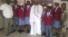 FAD Maestro congratulates Olu Igbein on elevation to first class